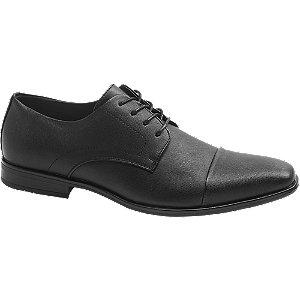 czarne eleganckie buty męskie Memphis One