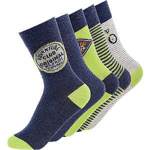 5er Pack Socken