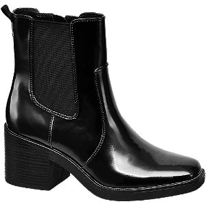 Čierna Chelsea obuv Catwalk