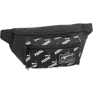 Čierna ľadvinka Puma Academy Waist Bag