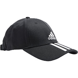 Čierna šiltovka Adidas Bball 3S Cap Ct