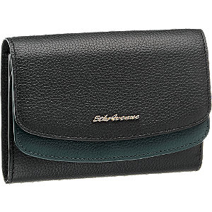 Čierna kožená peňaženka 5th Avenue