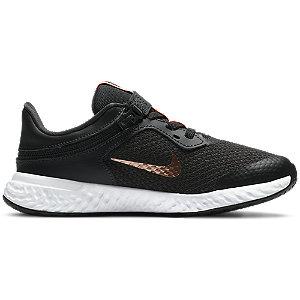 Čierne tenisky Nike Revolution Flyease