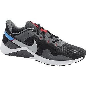 Čierno-sivé tenisky Nike Legend Essential 2.
