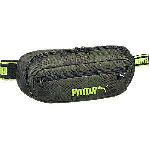 Čierno-zelená ľadvinka Puma Sole Waist Bag