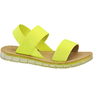 Žluté sandály Graceland