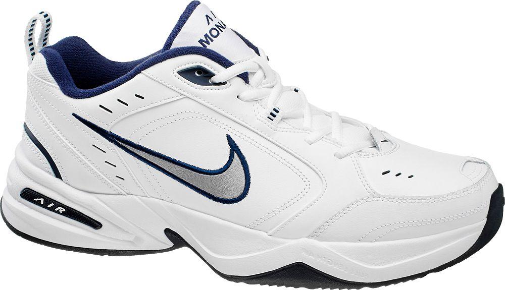 NIKE Tenisky Nike Air Monarch IV  bílá