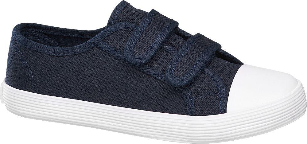Deichmann - Victory Plátěná obuv 35 modrá