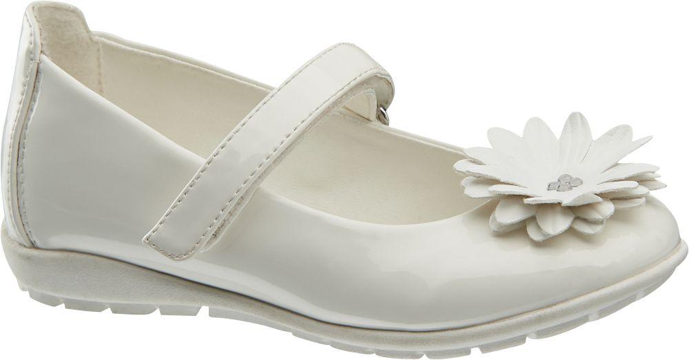 Deichmann - Cupcake Couture Baleríny s páskem 29 bílá