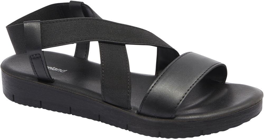 Graceland Sandály  černá