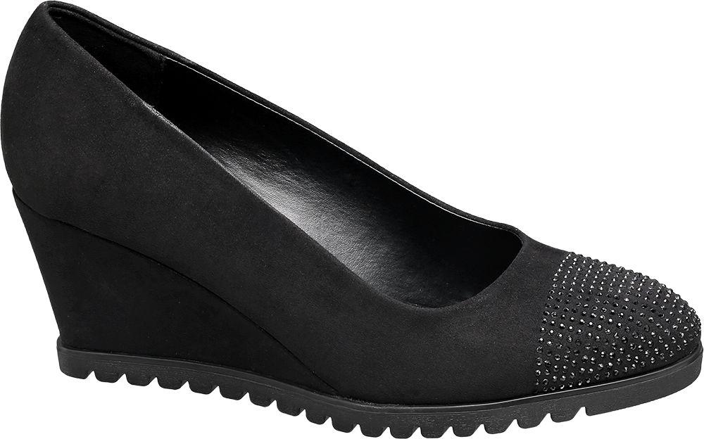 Dolgu Topuk Ayakkabı Graceland