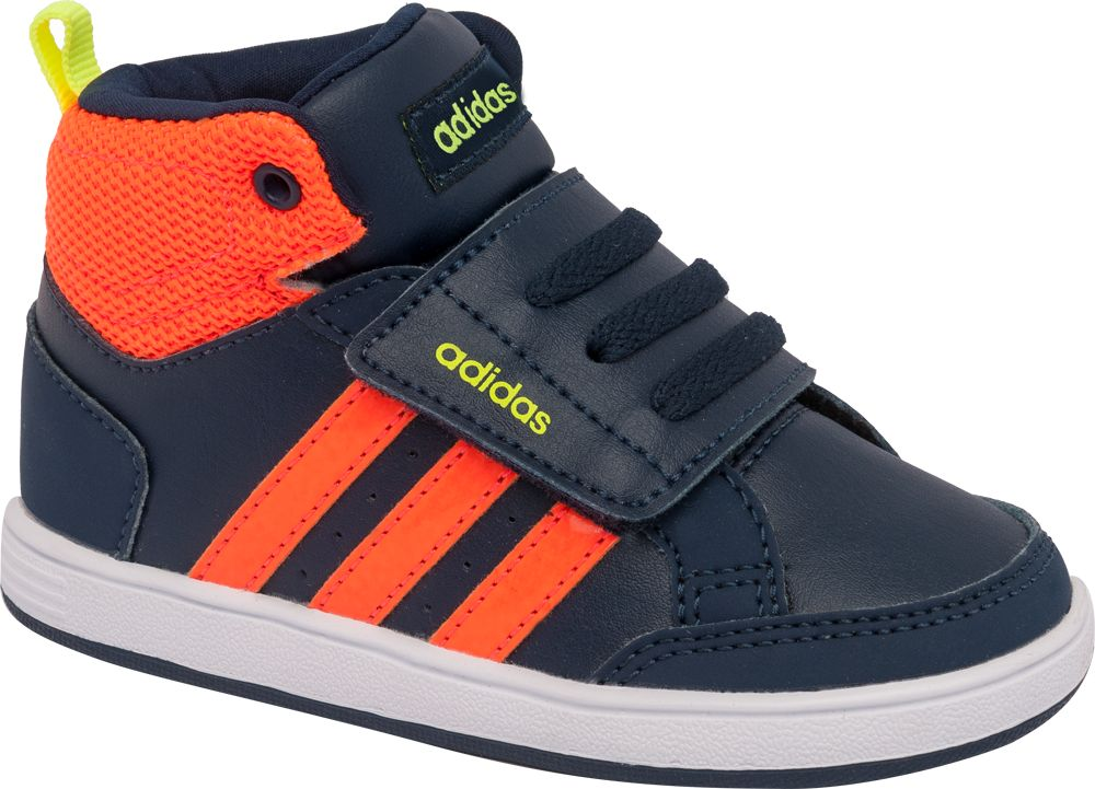 Adidas Hoops Infant Boys Trainers