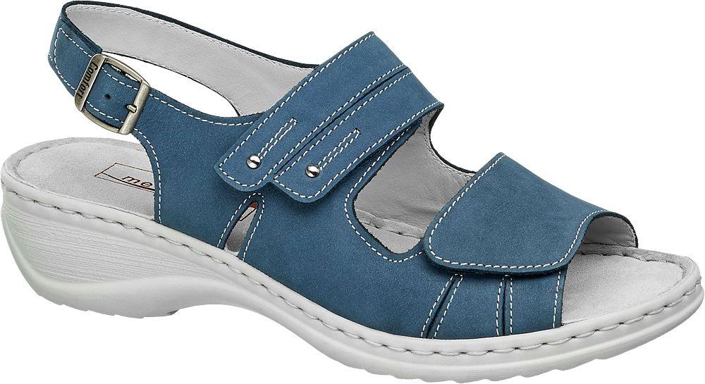Sandały damskie Medicus niebieskie