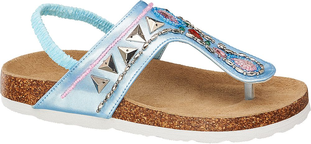 Graceland Mavi Sandalet