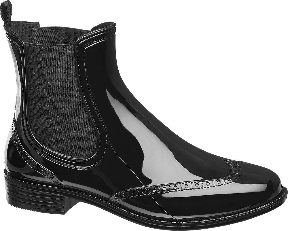 Graceland Siyah Yağmur Çizmesi