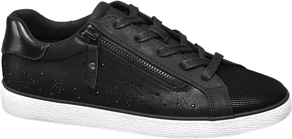 Siyah Sneaker Graceland