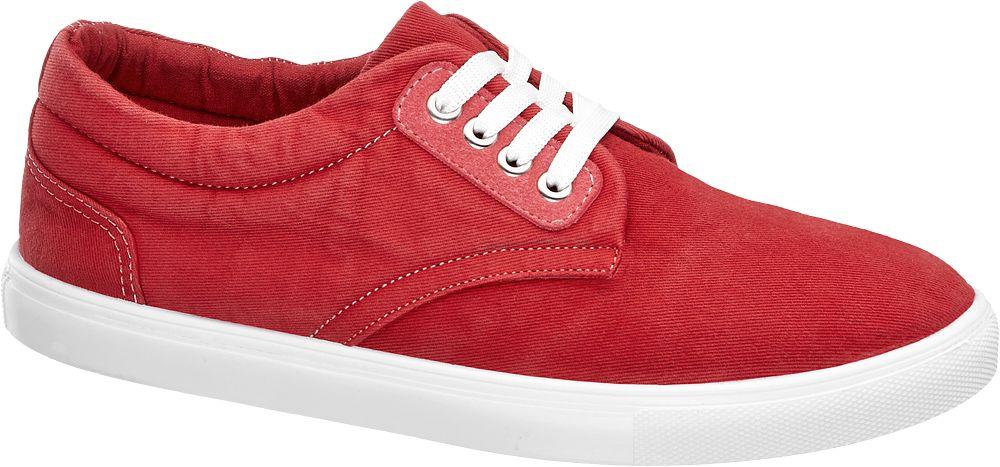 Vty Bordo Keten Sneaker