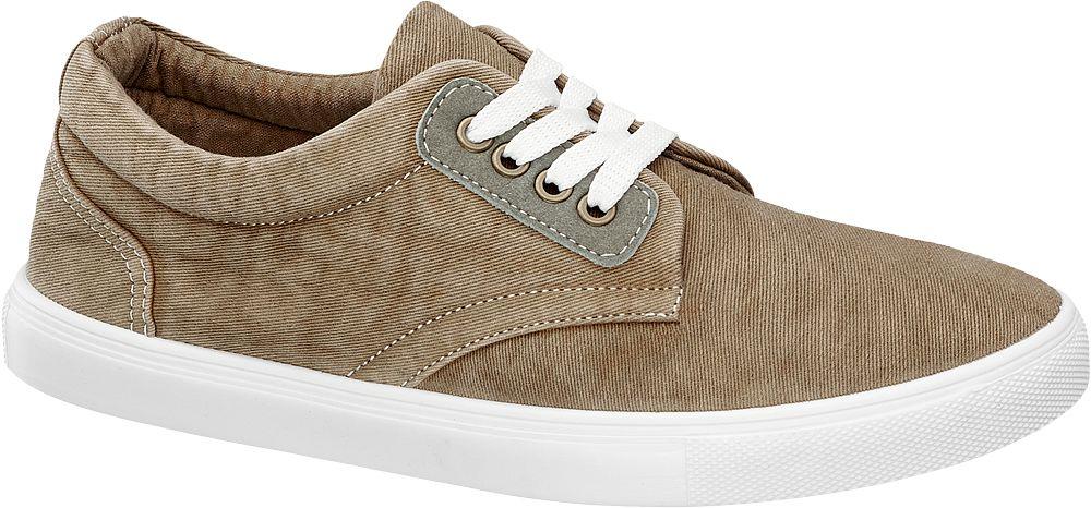 Vty Bej Keten Sneaker