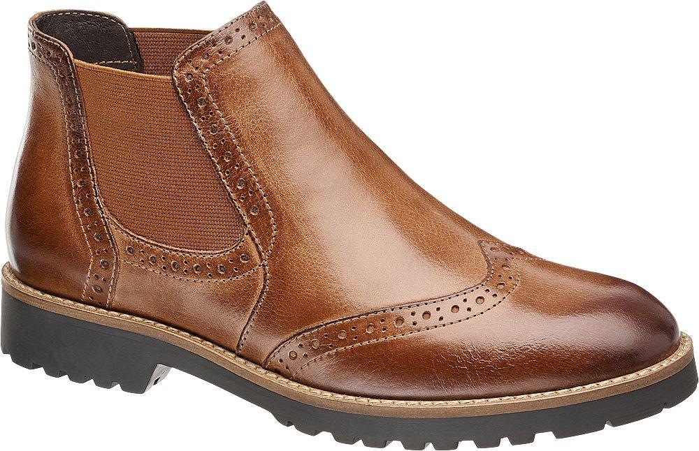 c048745961e Deichmann - 5th Avenue Kotníková obuv Chelsea 39 hnědá