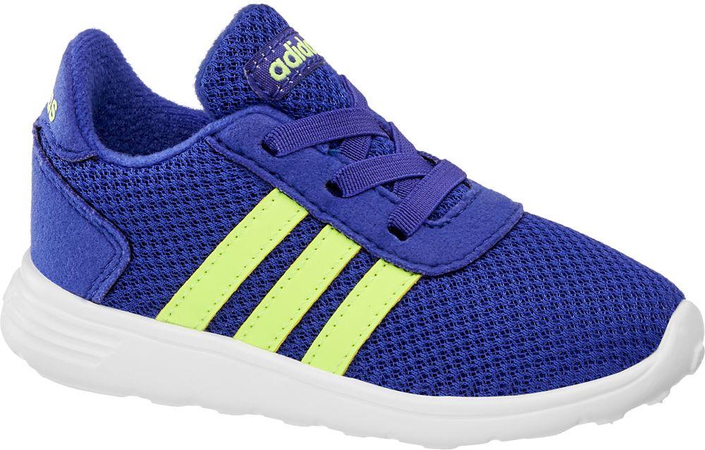 reputable site 5d30b 13581 adidas Pantofi cu sireturi pentru baieti LITE RACER