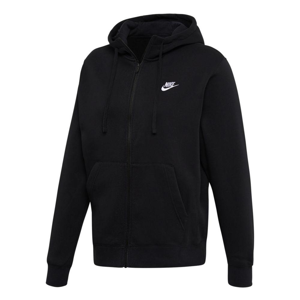 czarna bluza damska Nike