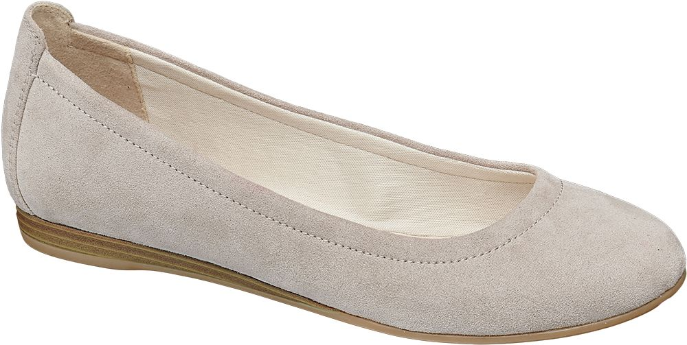 Deichmann - Graceland Baleríny 41 šedá