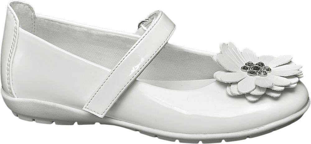 Obraz przedstawiający baleriny dziecięce Cupcake Couture białe