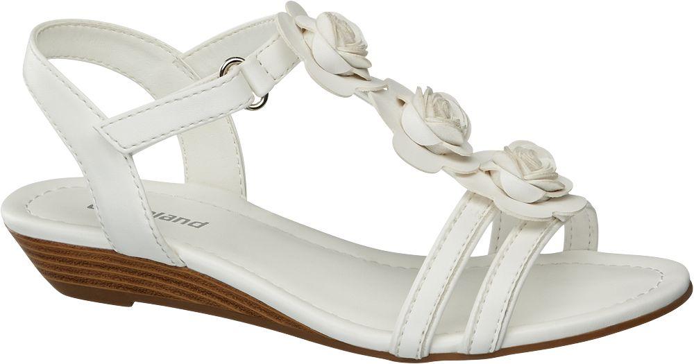 Sandały dziecięce Graceland białe