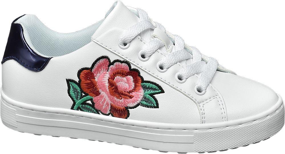 Sneakersy dziecięce Graceland białe