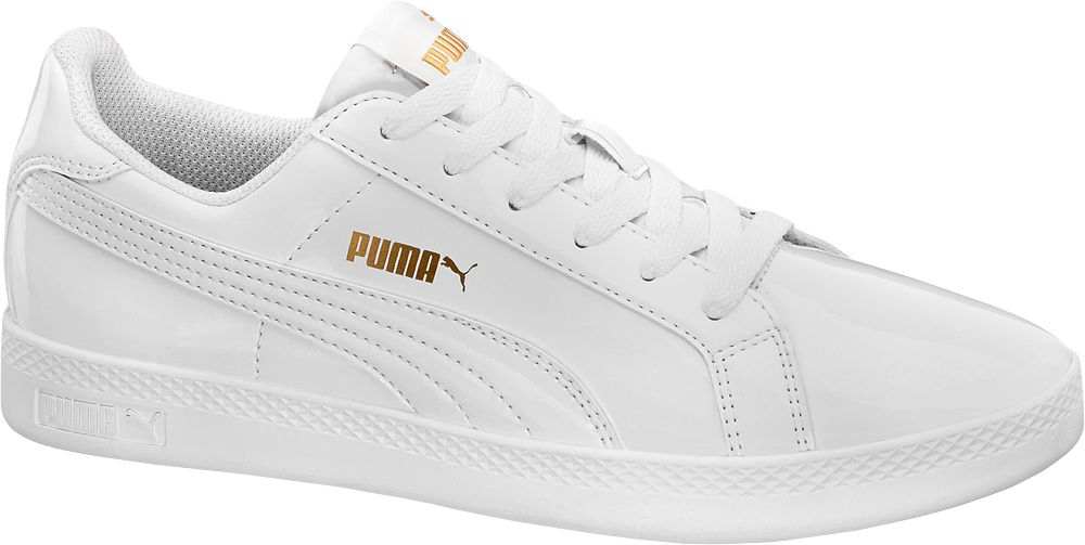 Deichmann - Puma Bílé tenisky 7.5 bílá