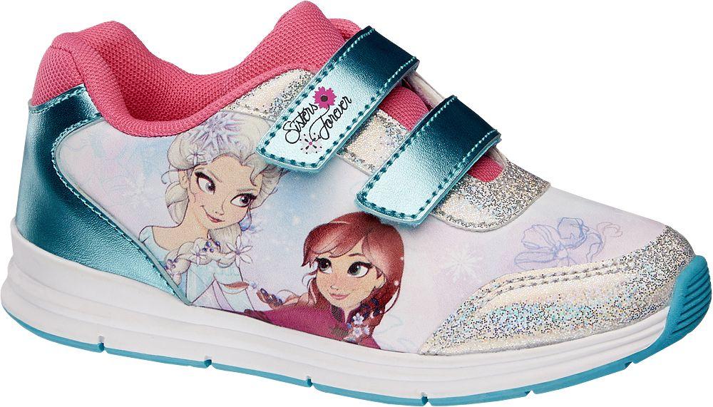 Półbuty dziecięce Disney Frozen białe