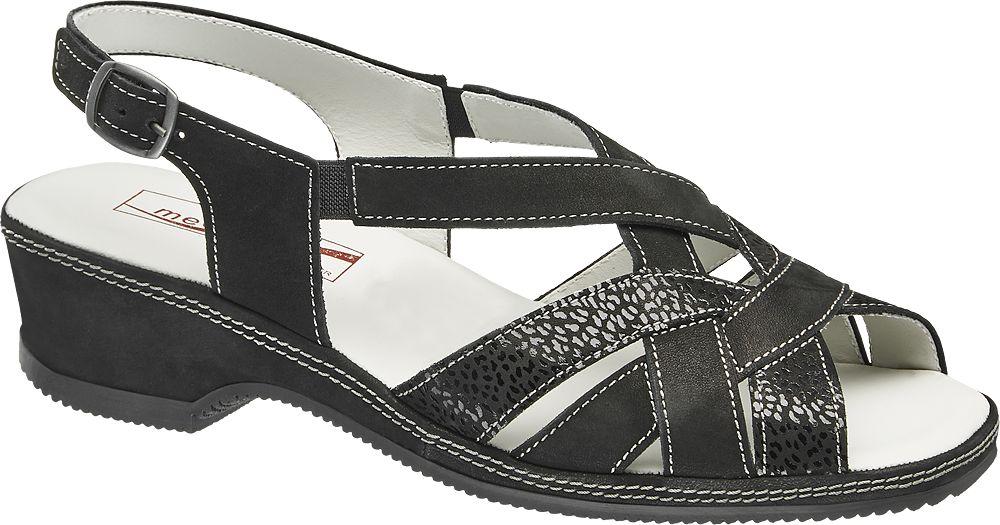 Sandały damskie Medicus czarne