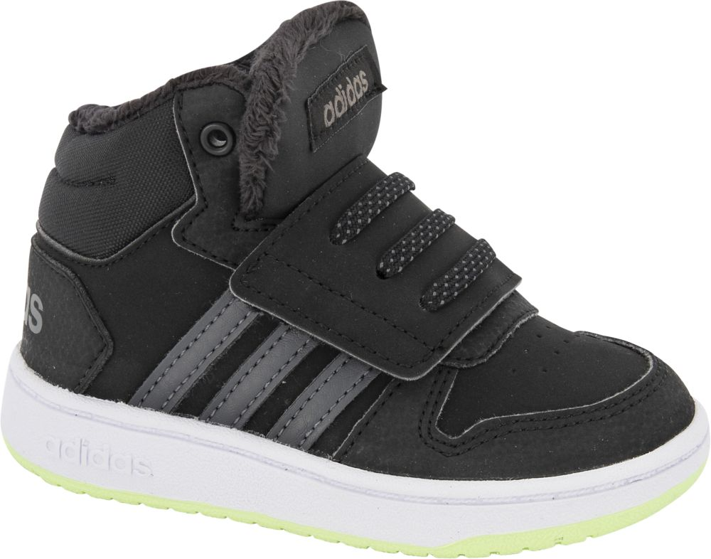 sneakersy dziecięce adidas Hoops Mid 2.0