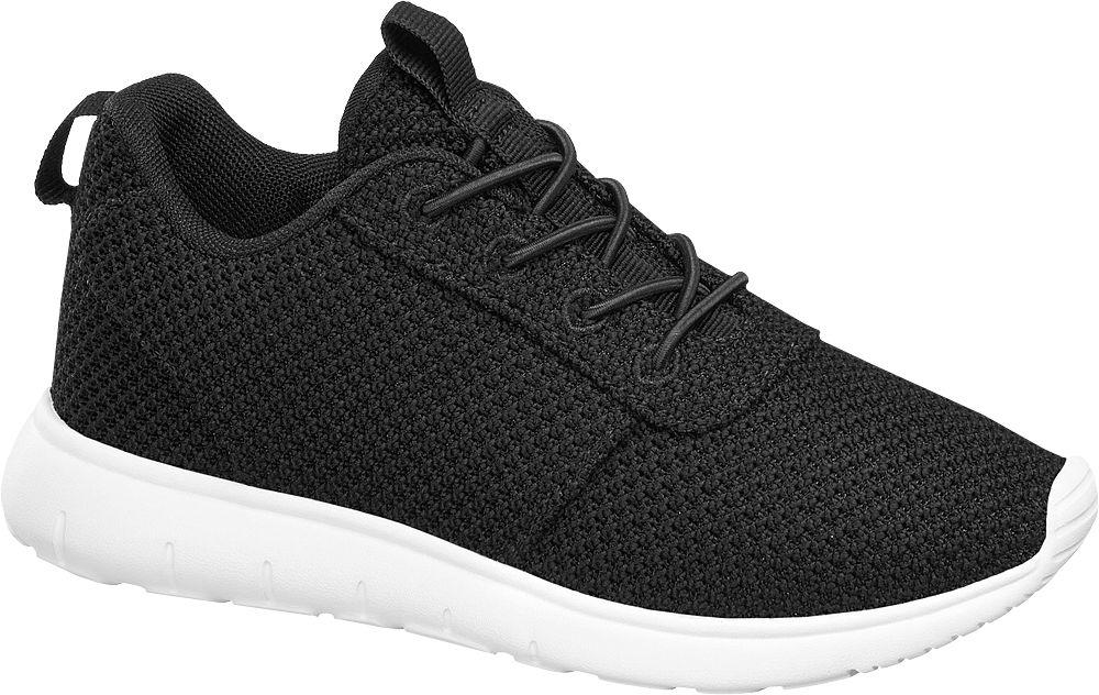 Sportowe buty dziecięce Vty czarne