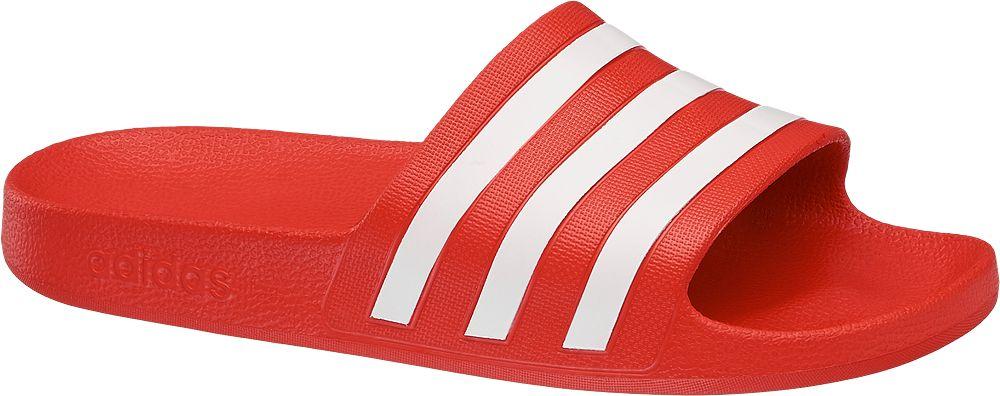 Klapki damskie adidas Adilette Aqua adidas czerwone