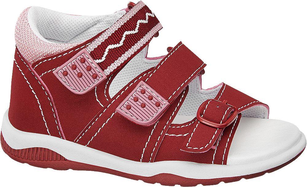 Sandały dziecięce Cupcake Couture czerwone
