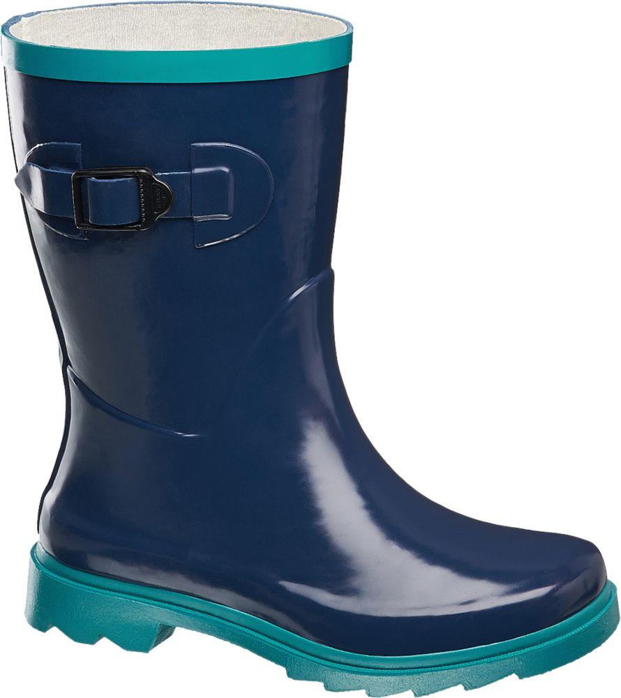 Deichmann - Cortina Dámské holínky 37 modrá