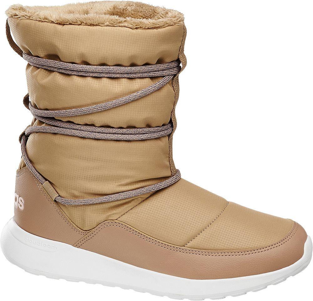 adidas Dámské sněhule  béžová