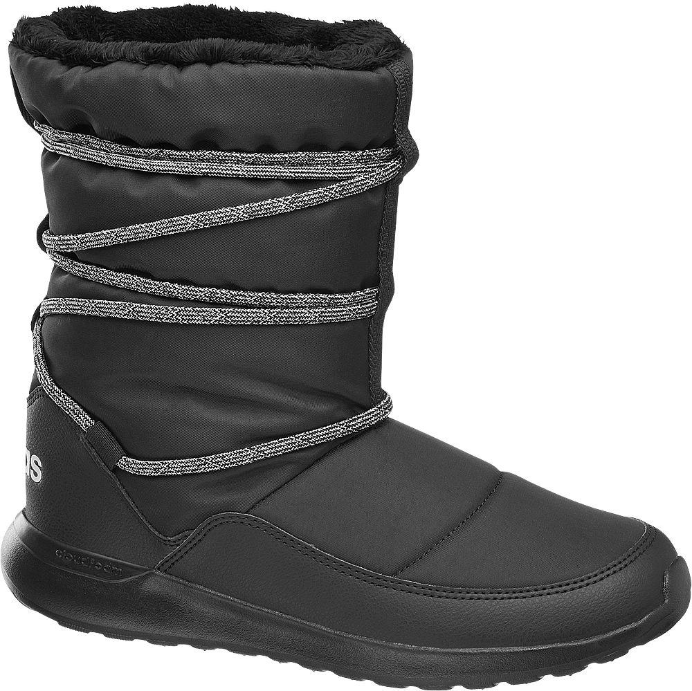 adidas Dámské sněhule  černá