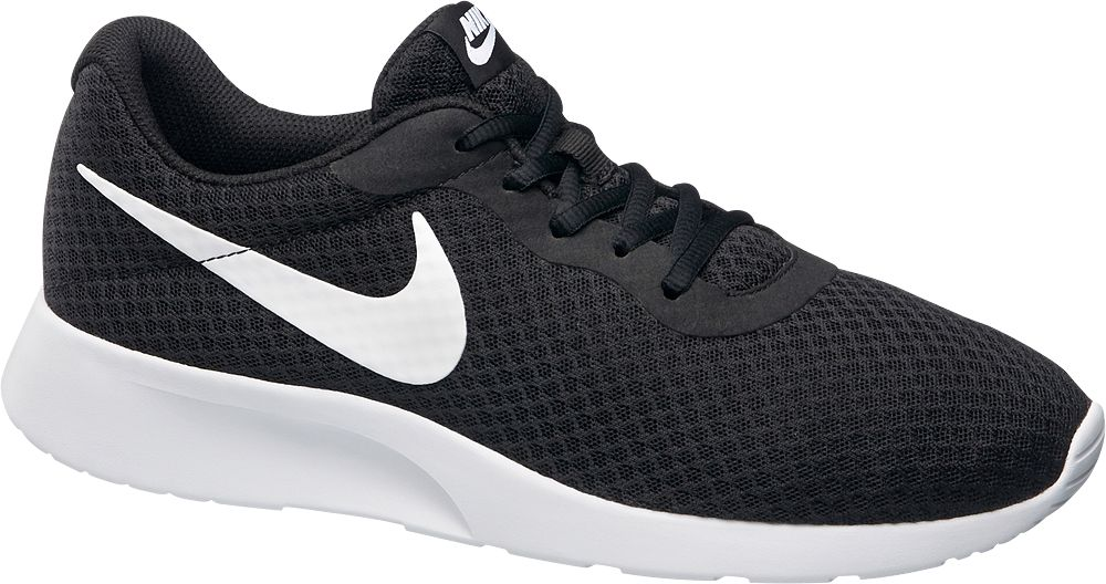 Deichmann - NIKE Dámské tenisky Nike Tanjun 42 černobílá