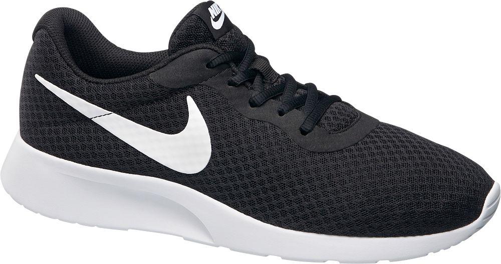 Deichmann - NIKE Dámské tenisky Nike Tanjun 39 černobílá a3cbffc9a9