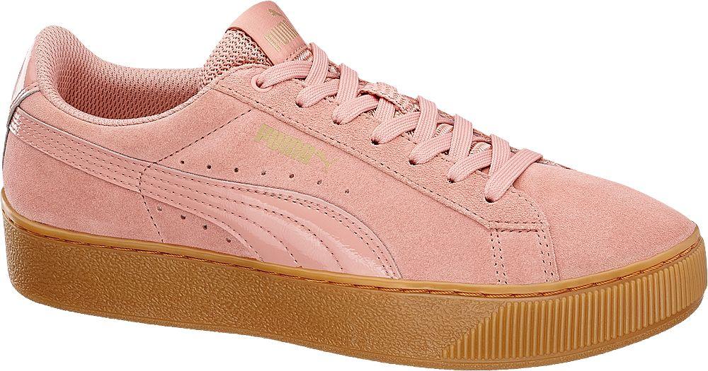 Deichmann - Puma Dámské tenisky 41 růžová