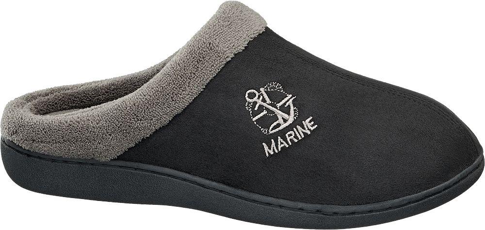 Deichmann - Casa mia Domácí obuv 43 šedá