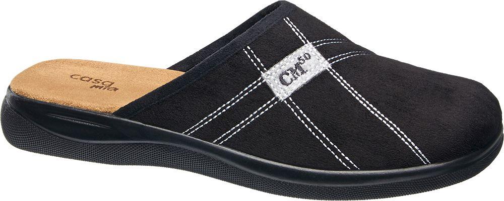Deichmann - Casa mia Domácí obuv 43 černá
