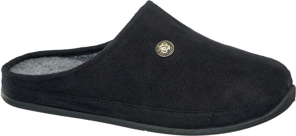Deichmann - Casa mia Domácí obuv 41 černá