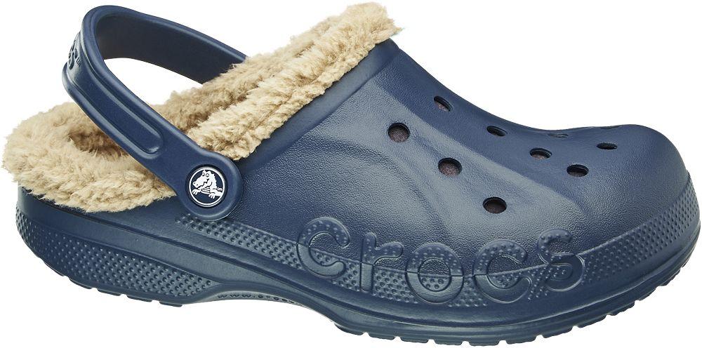 Deichmann - Crocs Domácí obuv 44 modrá