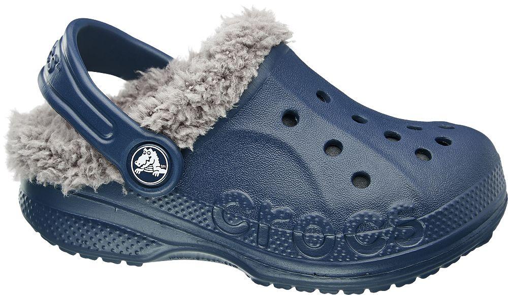 Deichmann - Crocs Domácí obuv 25/26 modrá