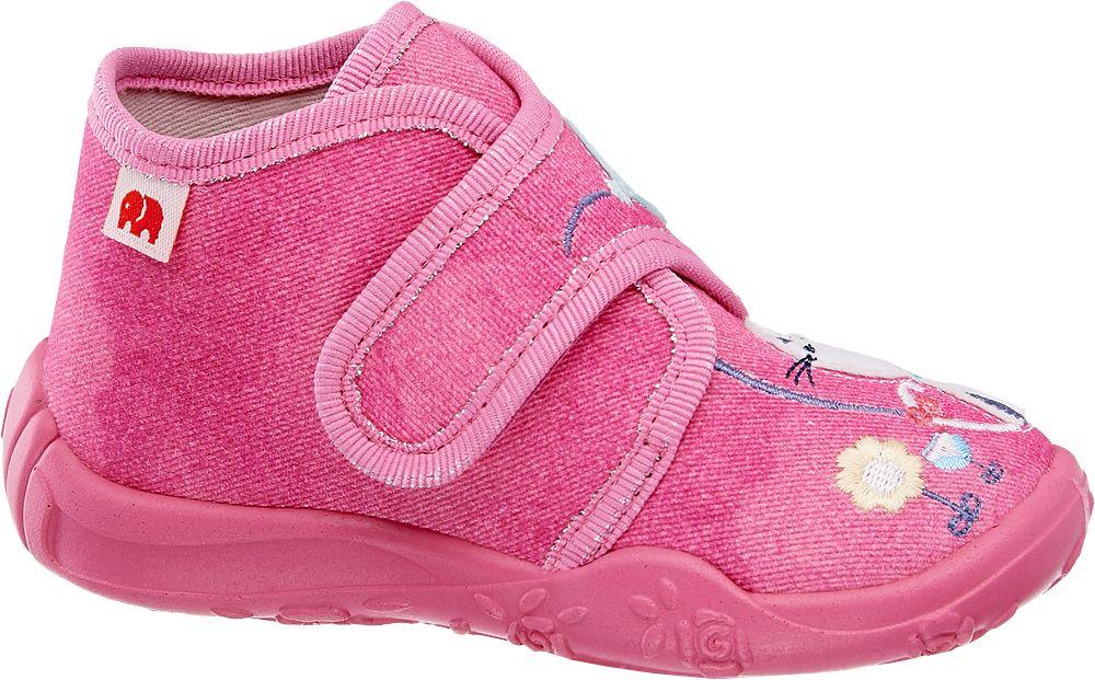 Elefanten Domácí obuv  růžová