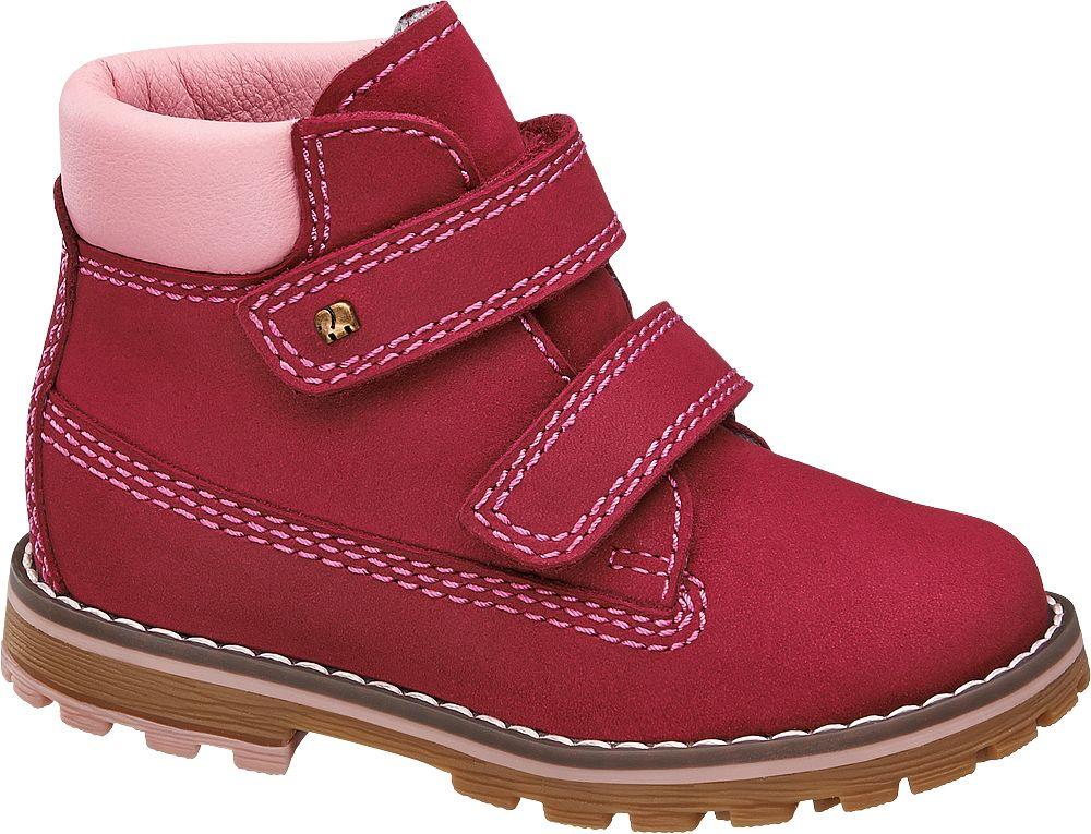 Deichmann - Elefanten Dětská kotníková obuv 25 růžová