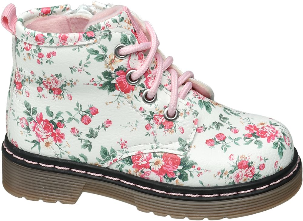 Deichmann - Cupcake Couture Dětská šněrovací obuv 25 bílá